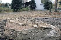 Nevyužitá plocha pod habartovským sídlištěm by se mohla změnit na sportovní areál či dopravní hřiště.