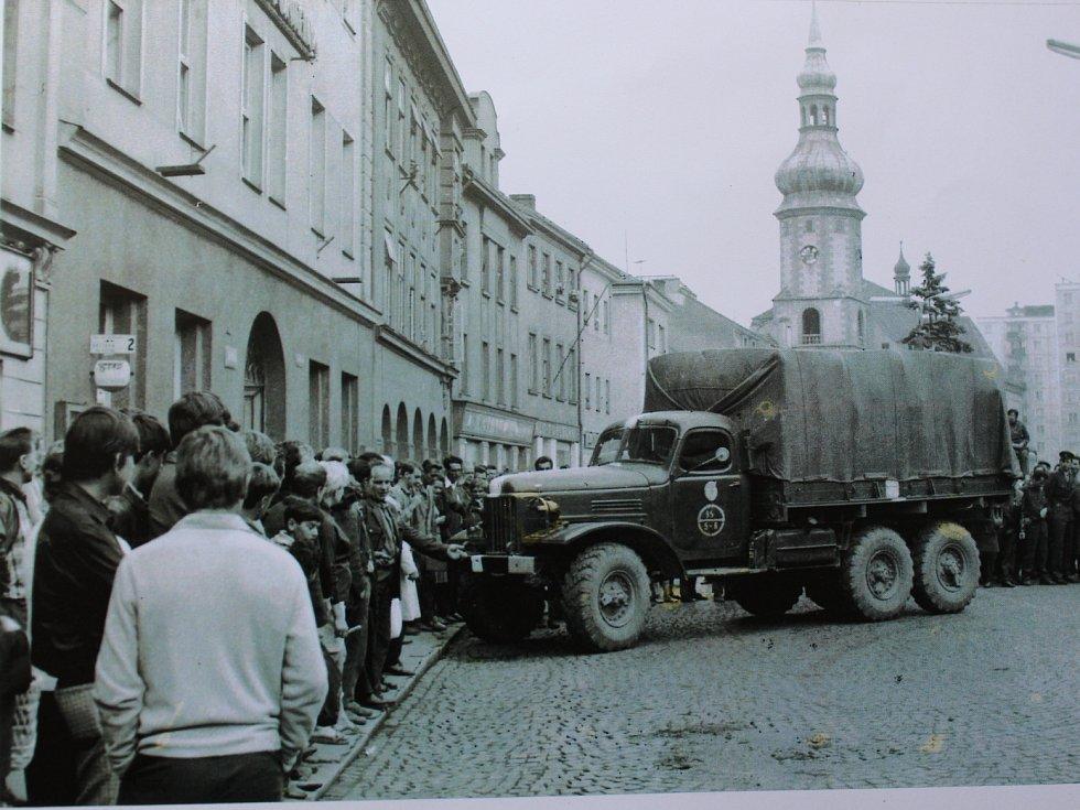 Srpen 1968 na Sokolovsku