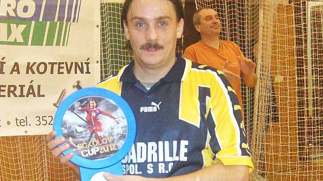 Sokolov cup 2012 vyhráli borci Old Boys Cheb