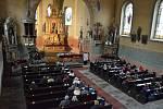 NF Ještěřice zahájila advent benefičním koncertem.