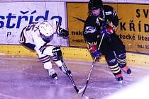 Liga starších žáků: HC Baník Sokolov - HC Piráti Chomutov 6:6