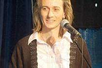 Ivana Sekyrová převzala cenu pro nejúspěšnějšího sportovce sokolovského okresuza rok 2008