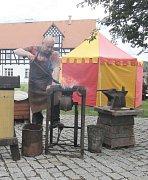 KOVÁŘ JAROSLAV VESELÝ udržuje při životě své řemeslo a následuje více jak stoletou rodinnou tradici.