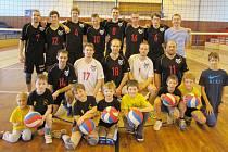 Volejbalisté ISŠTE Sokolov, nový účastník druhé národní ligy