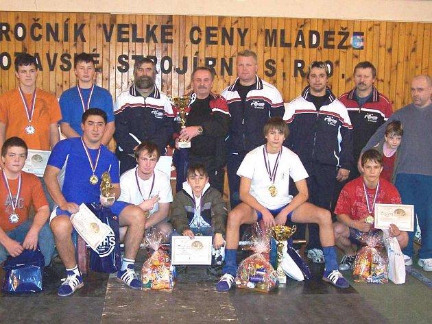 Družstvo Rotasu Rotava.