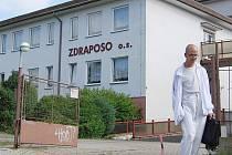 Objekt sokolovského Zdraposa
