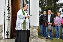 Součástí Kamenických slavností bude i pouť ke kapli sv. Máří Magdalény