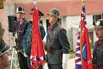 Na otevření Muzea bezpečnostních sborů přijeli pozůstalí padlých četníků.