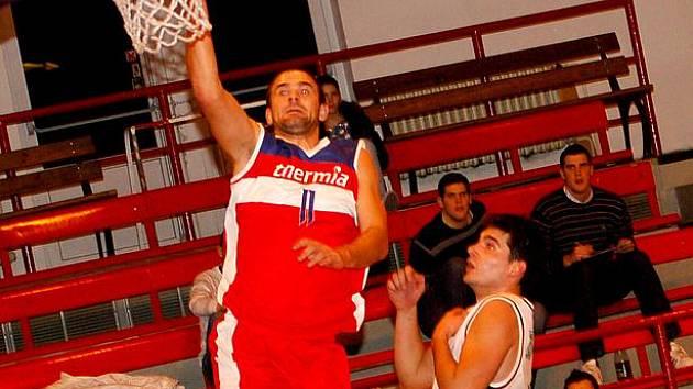 II. basketbalová liga mužů: BK Sokolov - Thermia Karlovy Vary