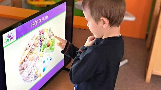 Děti se učily, jak chránit své zdraví.