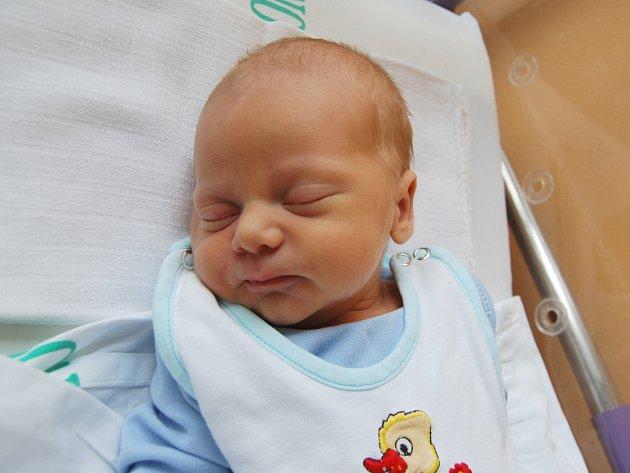Kubík Bitrych z Kraslic se narodil 11. listopadu