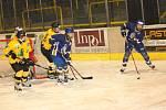 Liga mladšího dorostu: HC Baník Sokolov - PZ Kladno
