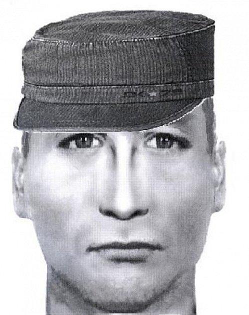 POLICII při pátrání po podvodníkovi pomohla veřejnost, která muže poznala na identikitu.