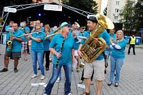 Bohemian Marching Band.