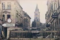 OBRAZEM: Srovnali jsme historické snímky Kraslic s dnešní realitou.