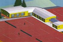 Tenisté dostanou po mnoha letech nový areál