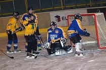 Žákovská liga 8. tříd: HC Baník Sokolov - HC Klášterec nad Ohří