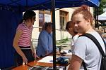 Den pro sociální služby se konal již popatnácté v Chodově.