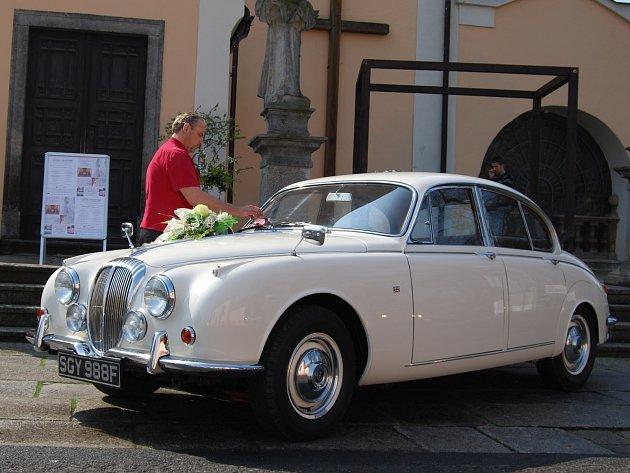 Svatba v klášteře