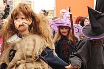 Čarodějnice se slétnou v neděli u chodovského KASSu.