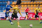 Utkání 19. kola FNL mezi FC Vysočina Jihlava a Sokolov.