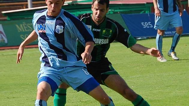 II. fotbalové liga: FK Baník Sokolov - FK Ústí nad Labem