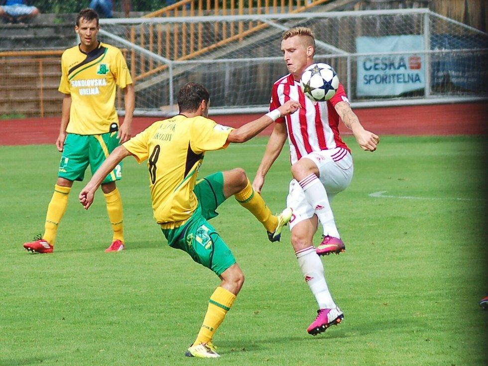 FNL: FK Baník Sokolov - FK Viktoria Žižkov
