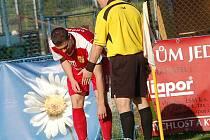 Divize: Spartak Chodov - Union Čelákovice