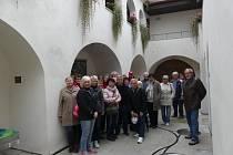 Poznávací zájezd do Třeboně.