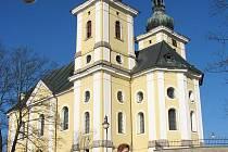 KOSTEL Nanebevzetí Panny Marie je hlavní dominantou města Kynšperk nad Ohří.