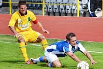 II. liga: Sokolov - Čáslav