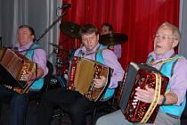 Setkání harmonikářů v Březové