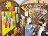 Výstava Podzimní hraní je v Pluhově domě k vidění do konce listopadu.