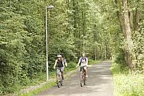 Cestu do Staré Chodovské lemují nové lampy.