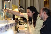 AkvaTera trhy se konají v chodovském KASSu každý měsíc.