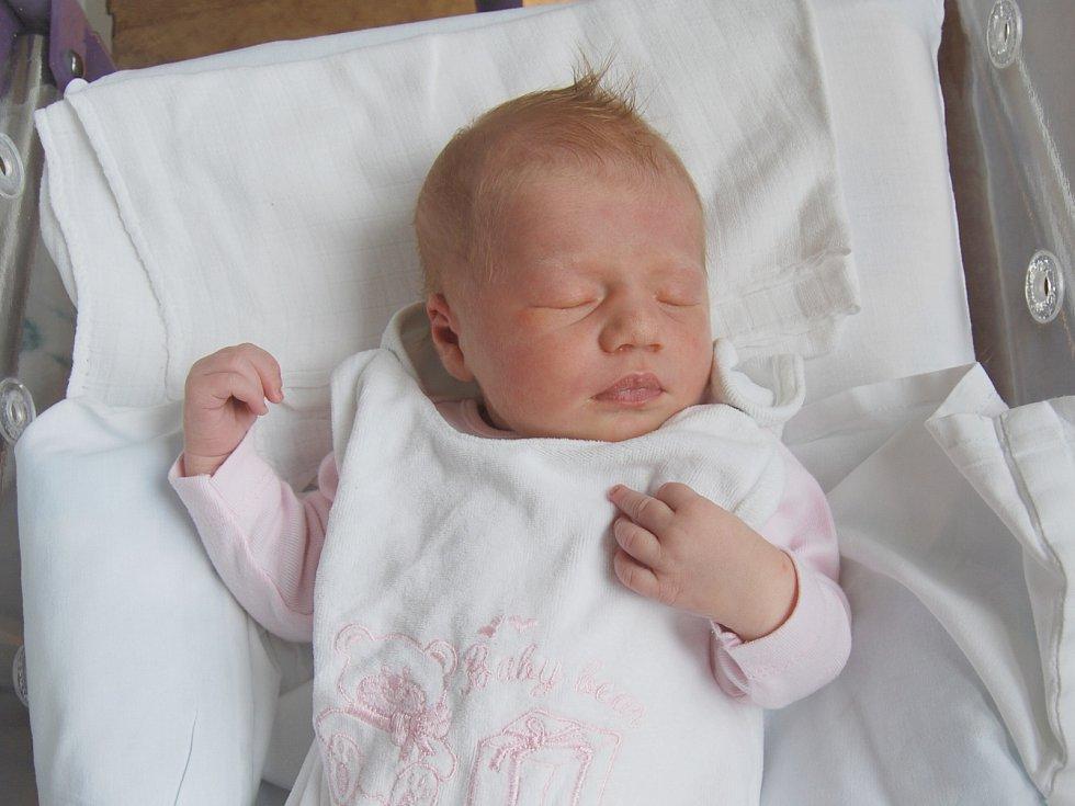 EMMIČKA RAČANSKÁ ze Sokolova se narodila 3. června