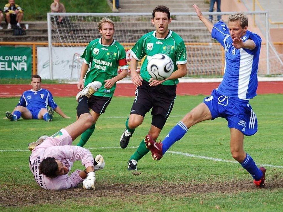 Josef Kubásek možná zítra odchytá svůj poslední zápas v dresu Sokolova.
