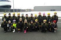 Hokejová první třída na turnaji v Chomutově