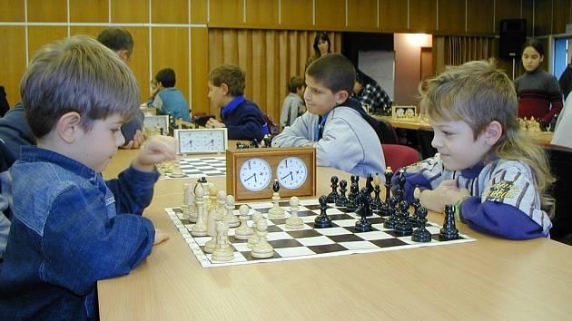 Jarní šachový turnaj mládeže