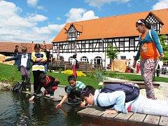 STATEK Bernard v Královském Poříčí připravil bohatou letní kulturní sezónu.