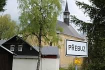 Nejmenší město v republice je Přebuz. Má nejstarší urnu i dům v Krušnohoří