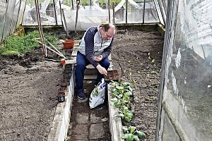 Zahrady v Kraslicích