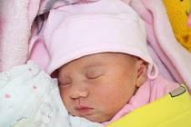 Karolínka Svobodová ze Sokolova se narodila 8.1.2020