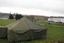 Stan pro lidi bez přístřeší v Sokolově