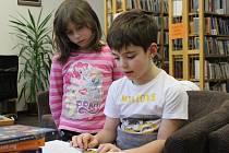 V rámci Týdne knihoven jsou připraveny i akce pro děti.