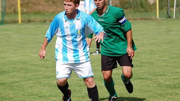 Baník Habartov - FK Union Cheb 0:8