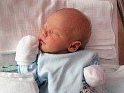Michal Makar ze Sokolova se narodil 3. února 2013 minutu po půlnoci. Měřil 51 cm a vážil 3,300 kg.