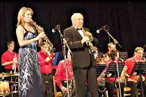 Společný koncert s Felixem Slováčkem v chodovském KASSu byl již v pořadí desátý. Spolupráce trvá již několik let.