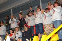 Přípravný hokej: HC Baník Sokolov - EC Bad Nauheim (v bílých dresech)