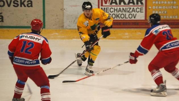 Petr Kukla v akci